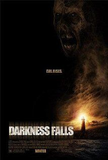 Darkness Falls (2003), Revolution Studios, Distant Corners entertainment Group Inc., and Blue Star Productions with Chaney Kley, Emma Caulfield, and Lee Cormie.