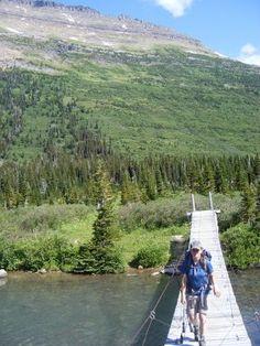 Gunsight Trail Photo Tour: Glacier's Most Beautiful Trail