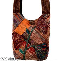 Satchel, Crossbody Bag, Patchwork Designs, Handmade Bags, Decoration, Fair Trade, Head Wraps, Artisan, Bohemian