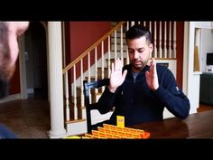 """"""" John Crist and Aaron Chewning try to play the board game Guess who in the politically correct environment of John Crist is a st. John Crist, Christian Comedians, Why Try, House Md, Law And Order, Criminal Minds, Funny Things, Comedy, Hilarious"""