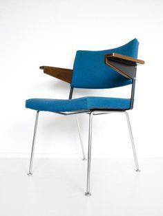 André Cordemeyer - office chair model 1268 - Gispen - 1960s (the Netherlands)