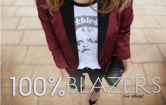 shopping de blazers
