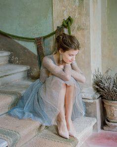 Wedding Gowns   Emily Riggs Bridal   Wedding Sparrow   Fine Art Curation