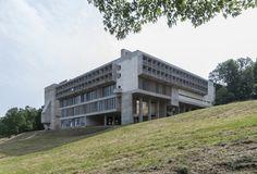 Convento de La Tourette,L'Arbresle, França, Le Corbusier, 1960