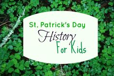 Come join us at our riverside location Saturday March 14th as Ms Philips explains the brief history of Ireland, and she will be teaching us what St. Patrick's Day is