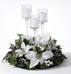 Decoracion en Dorado, platas..... para Navidad clasico, moderno...... (pág. 3) | Decorar tu casa es facilisimo.com