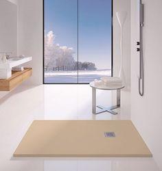 platos de ducha para baos modernos