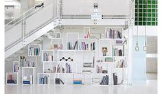 Stacked Shelf dwr