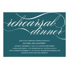 DealsSCRIPT | REHEARSAL DINNER INVITATIONtoday price drop and special promotion. Get The best buy