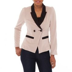 Colorblock Blazer - Women's Styles that Pop - Events