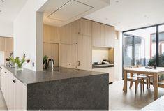 Complete renovatie van het gelijkvloers met behoud van de ruimtes - Portfolio - Expro - Interieurarchitect Josfien Maes