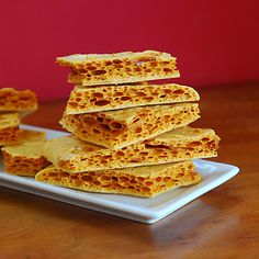 via Simply Gourmet…Where food, family and friends gather.: 218. Honeycomb Candy