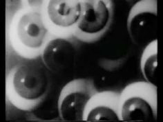 One of Dada filmmaker Hans Richter& early shorts. Lots of random imagery, including floating eyeballs! Originally with musical score by Darius Milhaud. Avant Garde Film, Avant Garde Artists, Op Art, Hans Richter, Hans Arp, Fotografia Social, Digital Projection, Francis Picabia, Non Plus Ultra