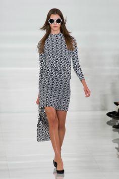 Défile Ralph Lauren Collection Prêt-à-porter Printemps-été 2014 - Look 15