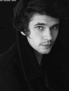 Ben Whishaw... a hundred times over