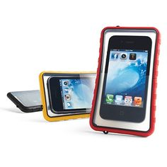 Everyone needs one of these by the pool! SEaLAbox Waterproof Phone Case