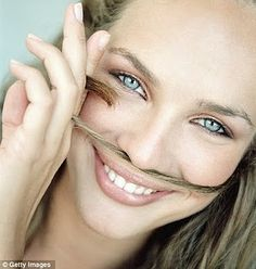 Beauty tips and tricks Tips & Tricks, Facial Hair, Beauty Hacks, Beauty Tips, Septum Ring, Natural Beauty, Diys, Make Up, Writing Inspiration