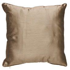 Wilko Paris Cushion Faux Silk Mink