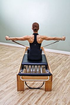 We Tried It: Reformer. A decent article that speaks more to the way it helps you carry yourself.