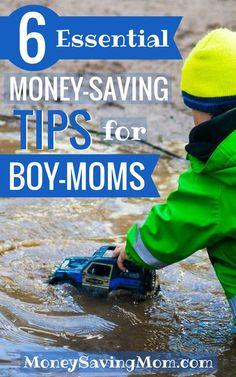 6 money-saving tips