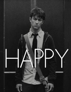 Happy. #500DaysOfSummer  Yea I know how ya feel Tom.