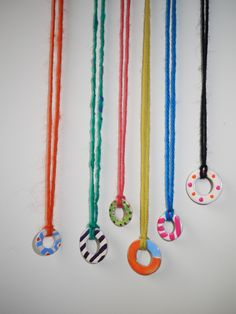 make recycled jewelry    Did this with my Brownies and Juniors.  Inexpensive, easy, and the girls LOVED them.  Parents did to when they picked them up.