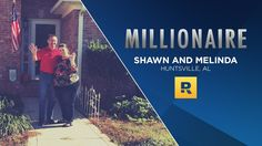 Millionaire - Shawn and Melinda from Huntsville, AL