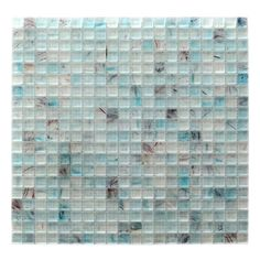 Abolos WHSAMBHPM-162 Amber Collection Caledonia Matte Square Glass Mosaic Tile * You can get more details here : home diy improvement