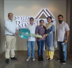 #‎MotiazRoyalCiti‬: Possession Update ‪#‎3BHKFlatsinZirakpur‬ with Navdeep Dhillon