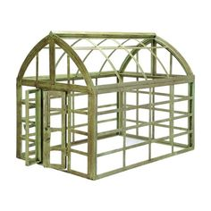"""SHOP :: Barreveld Iron Mini Rnd Roof Conservatory Green 00145 :: $339.10 