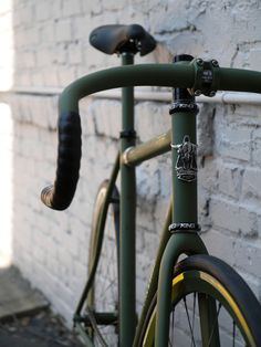 mate green fixie Absolutely amazing!