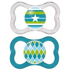 MAM air pacifier available at www.babynest.com.au