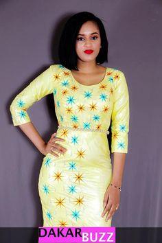 ( 23 Photos ) BINTA du Mali… Sagnsé Sénégalaises ou Sexy – Dakarbuzz African Wear, African Women, African Dress, Caftans, Basin, Afro, Maya, Models, Sexy