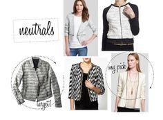 tweed jacket Boucle Jacket, Tweed Jacket, Mint, Sweaters, Jackets, Fashion, Down Jackets, Moda, Fashion Styles