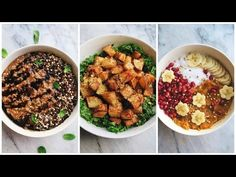 Warm and Cozy Breakfast Ideas Perfect for Fall + Winter (Vegan) - YouTube