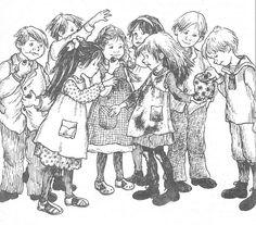 Image result for ilon wikland illustration