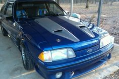 My 1988 Ford Mustang GT