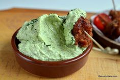 Baby Food Recipes, Cooking Recipes, Healthy Recipes, Mousse, Dips, Chicken Nuggets, Raw Vegan, Guacamole, Good Food