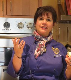 We love to have Susana Trilling in our kitchen.