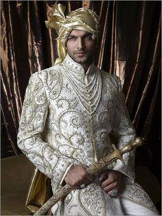Udaipur, Arabian Nights, Sherwani, Groom Attire, Traditional Dresses, Formal Wear, Fata Morgana, Lady Luxury, Indian Weddings