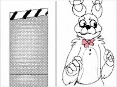flipnote hatena tophat fnaf this is hella cool! Five Nights At Freddy's, Freddy S, Good Horror Games, Life Is Strange, Fnaf Characters, Funny Comics, Funny Fnaf, Fnaf Drawings, Fnaf Sister Location