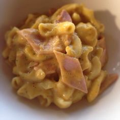 skinnymixer's Macaroni Cheese with a Twist