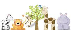 jungle-cute-free-printables-001.png 999×436 píxeles