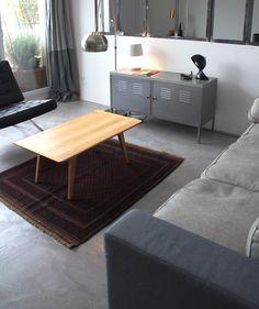 1000 images about extension bois on pinterest - Beton cire escalier bois ...