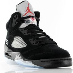 Nike Air Jordan 5 Retro. The only pair I ever really wanted.