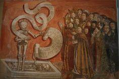 At Sacra di San Michele