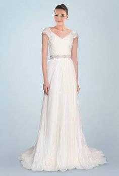 cheap wedding dresses under 200 dollars sleeves - Google Search ...