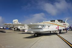 LAST EA-6B Prowler