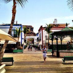 #puerto de #mogan @ #grancanaria - @philjs- #webstagram