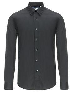 De fedeste CR7 langærmet skjorte CR7 Skjorter til Herrer i fantastisk kvalitet